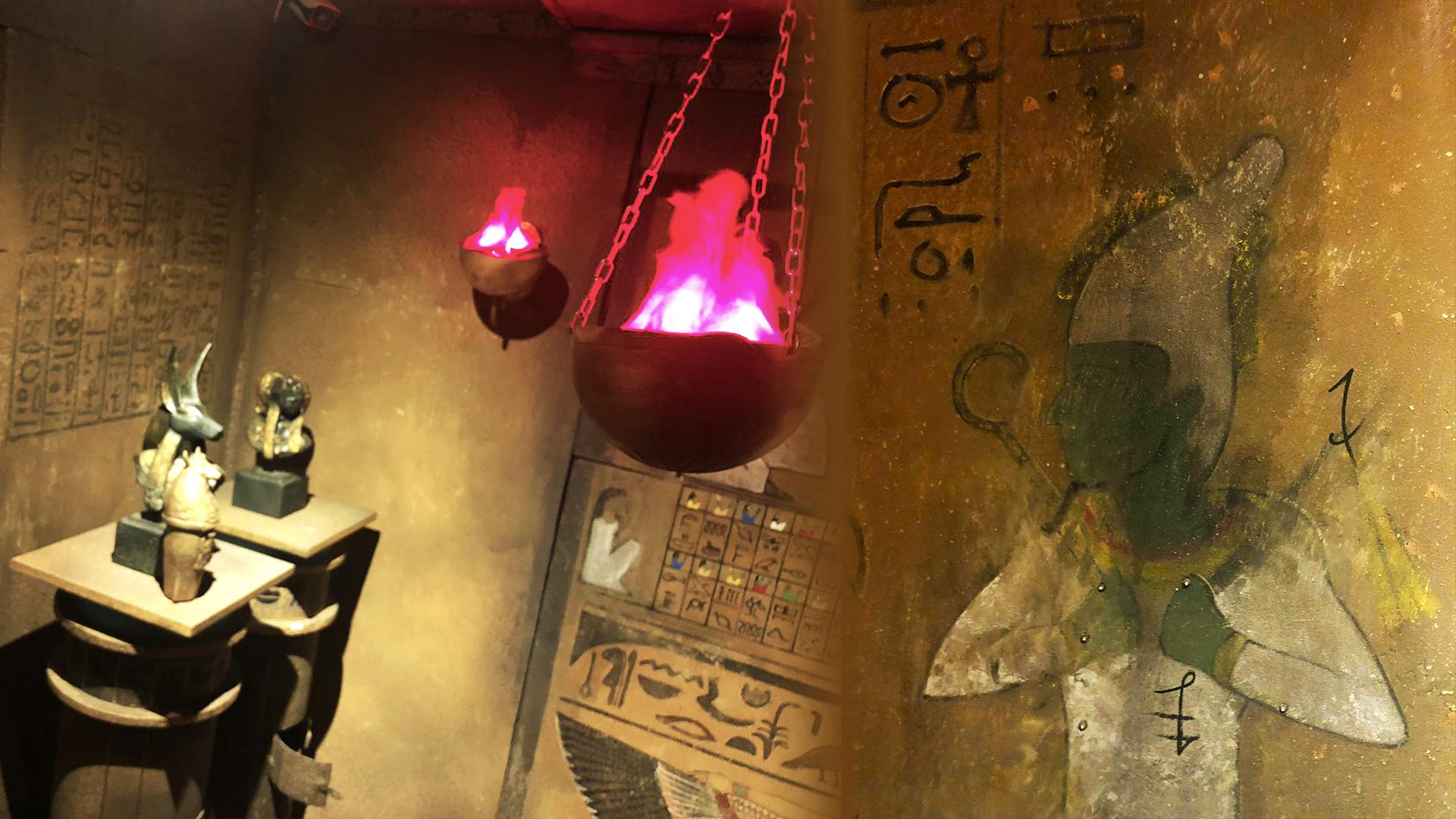 Escape room Napoli - Egitto - 3